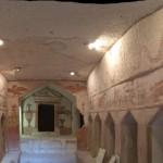 Тель Мареша, пещера захоронения