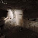 Этери, пещера захоронения
