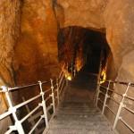 Система Уорена - спуск в древнюю систему водоснабжения Иерусалима, Город Давида
