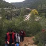 Ущелье Сорек в горах Иерусалима