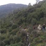 Маршрут ущелья Кталав в горах Иерусалима