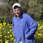 По среди цветов Харцит - экскурсия Цветущая пустыня в Западном Негеве