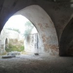 Дир а-Шейх над ущельем Сорек в Иерусалимских горах