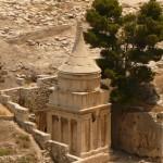 Яд Авшалом - Иерусалимская Петра в ущелье Кидрон под кладбищем на Масличное горе