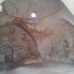 Мечеть Дир а-Шейх над ущельем Сорек в Иерусалимских горах