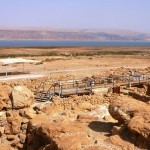 Кумран - раскопки на берегу Мертвого моря