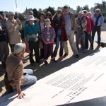 Экскурсия в Западном Негеве, мемориал Хец Шахор