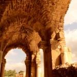 Бейт Гуврин - церковь и мечеть