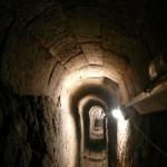 Подземные проходы под улицами Иерусалима времен Второго Храма