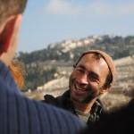 Арье Парнис, гид в Израиле
