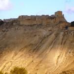 Карак - крепость крестоносцев в Иордании