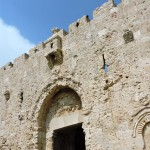 Сионские ворота на горе Цион, экскурсии в Иерусалиме