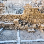 Раскопки здания времен Первого храма в парковке Гивати в Иерусалиме