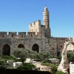 В музее Башни Давида в Иерусалиме