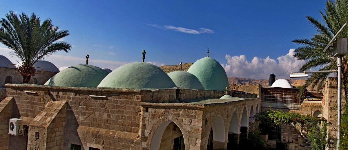 Неби Муса - эксклюзив Иудейской пустыни