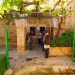 Возле могилы Моисея, экскурсия в Неби Мусе