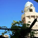 Мечеть внутри комплекса Неби Мусы