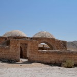 Старые мусульманские могилы рядом с Неби Мусой