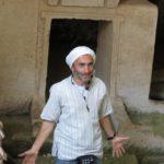 Гид Арье Парнис, экскурсия в Тель Мареша в Низменностях Иудеи