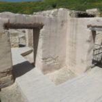 Руины древнего дома в Тель Мареша, экскурсия в Израиле в Низменностях Иудеи