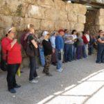 Бейт Гуврин - в римском амфитеатре во время экскурсии