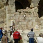 Бейт Гуврин - раскопки церкви крестоносцев и мечети, экскурсии Арье Парниса по Израилю