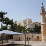 Неби Укаша - старая мечеть в центре Иерусалима