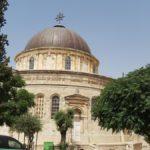 Эфиопская церковь рядом с улицей Невиим
