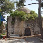 Неби Укаша - старое мамлюкскок захоронение в центре Иерусалима