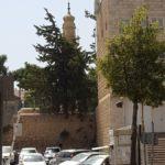 Вид в сторону Неби Укаши с улицы Штраус
