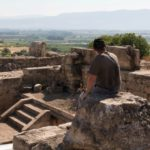 Хурват Омрит - археологические раскопки храма Ирода на севере Израиля