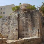 Мусульманское захоронение Неби Укаша в центре Иерусалима