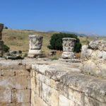 Хурват Омрит - археологические раскопки у подножия Хермона и Голан