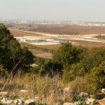Химические предприятия в долине Звулун возле Хайфы