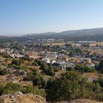 Вид с захоронения Рашби, Мирон, Верхняя Галилея