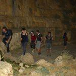 Ночное путешествие в ущелье Ткоа в Иудейской пустыне