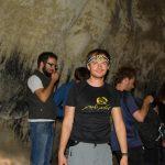 В пещере Харитон - первые залы