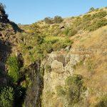 Водопад Джелабун, ущелье Двора, Голанские высоты