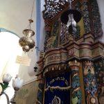 """Арон а-Кодеш в синагоге Ариза""""л в Старом Цфате"""