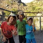 Семейное путешествие на Голанах - ущелье Джелабун