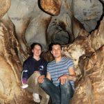 Подземное путешествие в пещере Харитон в Иудейской пустыне