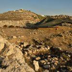 Раскопки в Тель Шило