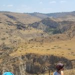 Вид на Голаны с горы Суситы