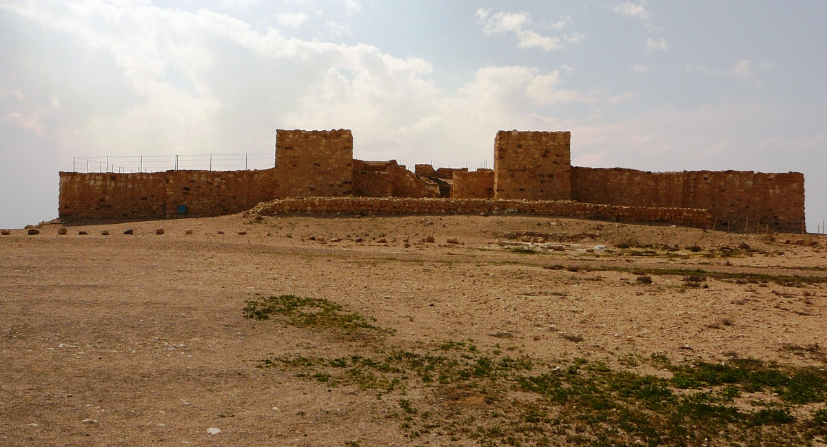 Ворота крепости Арад, период Первого храма