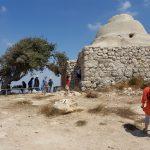 Макам, святое место на вершине горы Кабир