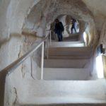 Подземный Иродион - в проходах повстанцев против Рима