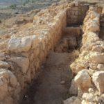 Раскопки стен Эммауса - Хамата - Экеда