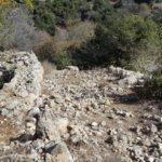 Древняя дорога - Хурват Эйтав в Иудейских горах