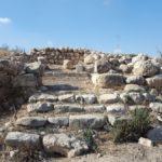 Храм Солнца, ханаанский период