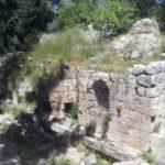 Римская баня Эммауса в парке Аялон